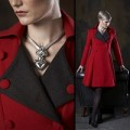 LA DOLCE VITA COAT.RED
